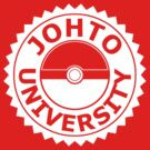 Johto University (white) by karlangas