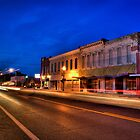 Baxter Springs Kansas, Rt66 by Stenger