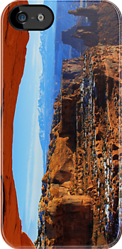 Mesa Arch - Canyonlands National Park by IntWanderer