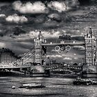 Olympic Tower Bridge by William Rottenburg