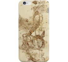 the golden key iPhone Case/Skin