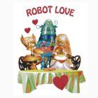 Robot Love (the shirt) by Nadya Johnson