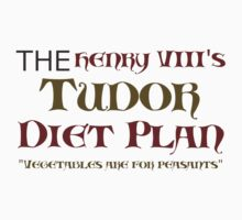 Tudor Diet Plan by Flippinawesome