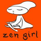 zen girl by blackbirdsong