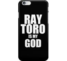 Ray Toro Is My God iPhone Case/Skin