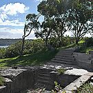South Head - Steps by miroslava