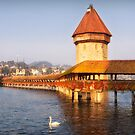Luzern - Switzerland by Kim Andelkovic