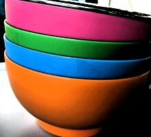 A Stack of Colour by Kelly Walker