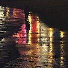 A Walk in the Dark by KUJO-Photo