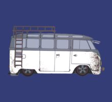 vw bulli t1 no.1 by derP