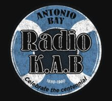 Antonio Bay - Radio K.A.B by Fanboy30