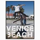 Venice Beach Fashion T-Shirt by b8wsa