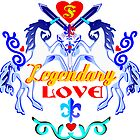 ۞»♥Unicorns: Legendary Love Prints, Cards & Posters♥«۞ by Fantabulous