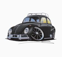 VW Beetle (Custom H) by Richard Yeomans
