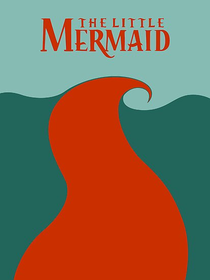 The little mermaid by CitronVert