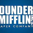 Dunder Mifflin Inc, Paper Company by Josh Clark