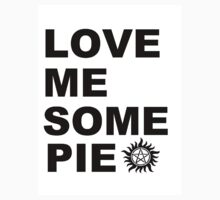 Love Me Some Pie by BuffySussed