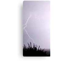 Lightning 2012 Collection 12 Canvas Print