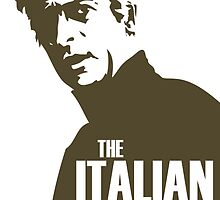 Michael Caine - The Italian Job by leannesore