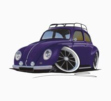 VW Beetle (Custom J) by Richard Yeomans