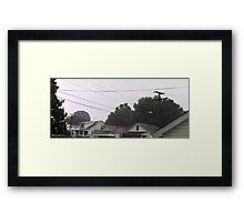 Lightning 2012 Collection 34 Framed Print