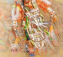 Native Dancer by Dyle Warren