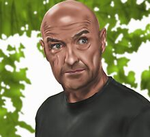 John Locke by StevePaulMyers