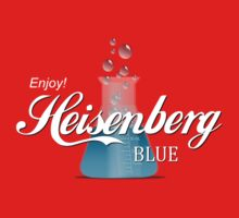 Enjoy Heisenberg Blue by urhos