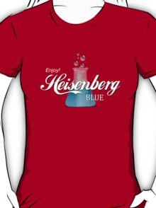 Enjoy Heisenberg Blue T-Shirt