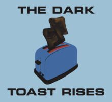 Batman - The Dark Toast Rises by antdragonist