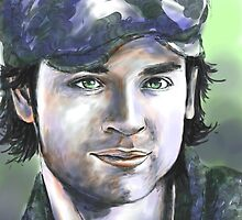 Tom Welling, featured in Vavoom, Group-Gallery Art & Photography by FDugourdCaput