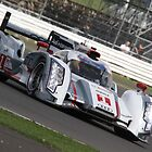 6 hours of Silverstone - Audi R18 e-tron quattro - Hybrid by MSport-Images