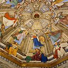 Inside the dome - Basilica della Santa Casa by bubblehex08