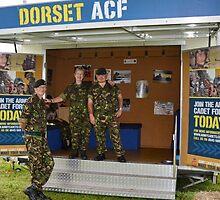 Dorset Army Cadet Force by lynn carter