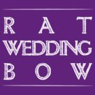 Rat Wedding Bow by margin