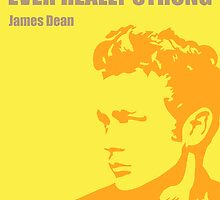 James Dean - Only The Gentle by leannesore