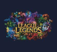 league of legends champions Kids Clothes