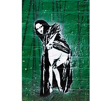 Moona Lisa by Nick Walker Photographic Print