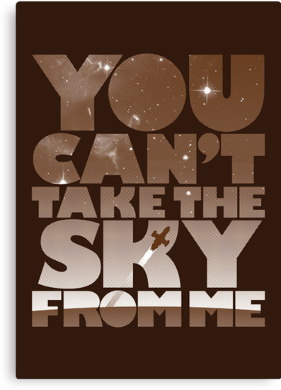 You Can't Take The Sky - Browncoat Edition by geekchic  tees