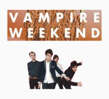 Vampire weekend t-shirt by harryfowler