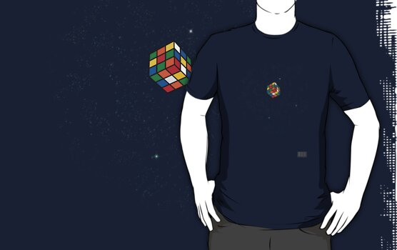 Rubik space by erndub