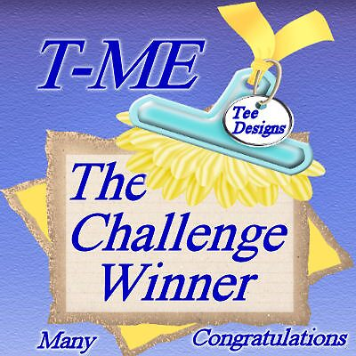 T-ME challenge winner banner by LoneAngel