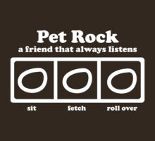 The Amazing Pet Rock by machmigo