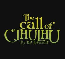 The Call of Cthulhu by Mattwo