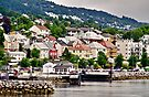 Pretty Molde, Norway by Gerda Grice