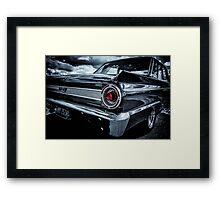 Fairlane Framed Print