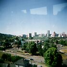 Portland Tram by Ashley Marie
