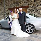 Pearl & Stevens Wedding Pic 16 by Richard Hanley www.scotland-postcards.com