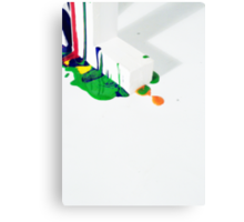 Creative Review - Paint Canvas Print