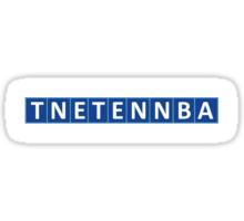 TNETENNBA Sticker